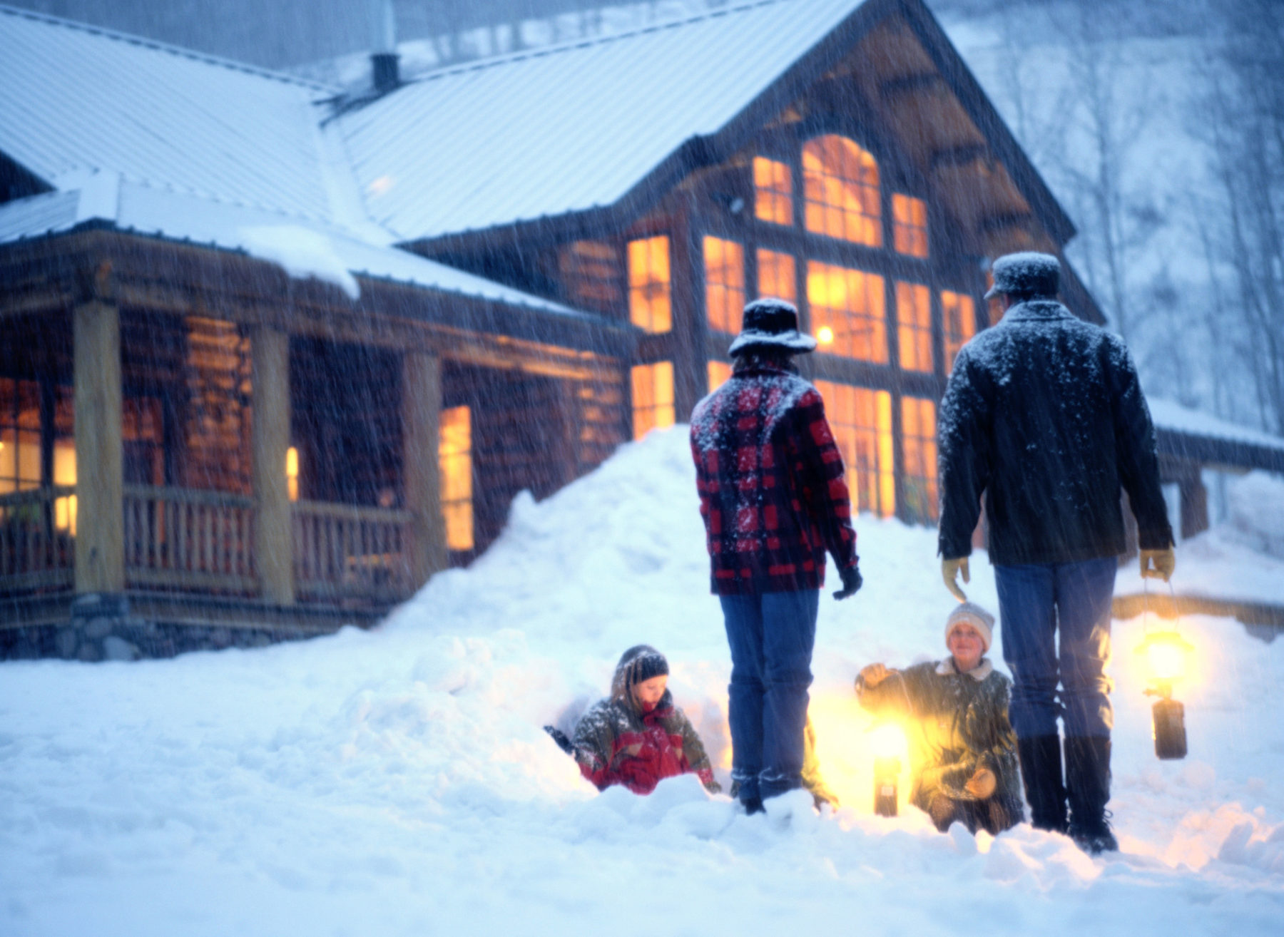 winter weekend getaways on a limited budget