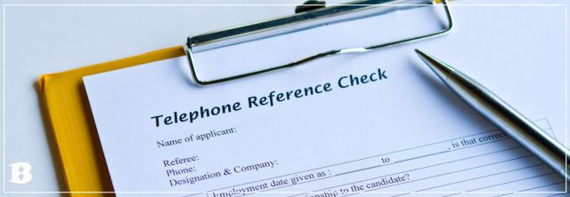 clipboard with a pen telephone reference checklist